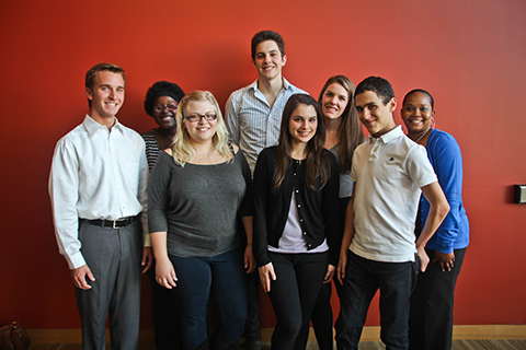 The students of the Leadership Now Initiative.