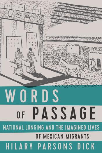 Words of Passage book cover.