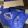 Cradle of hope tshirts