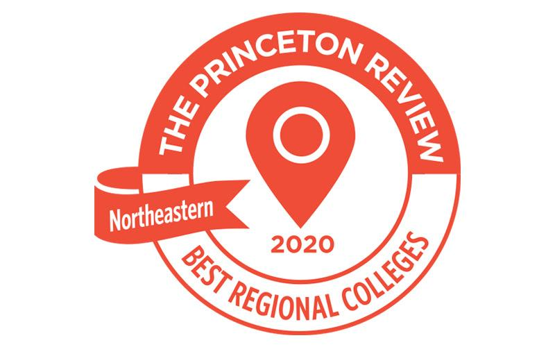 Best in the Northeast Princeton Review