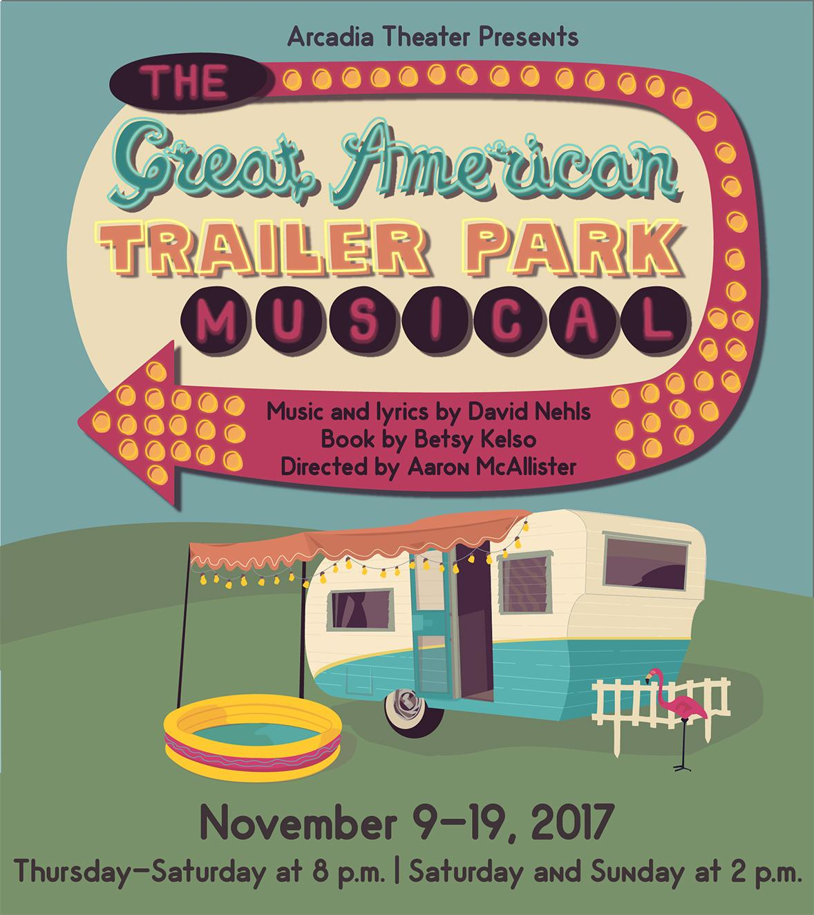 The Great American Trailer Park Musical Nov
