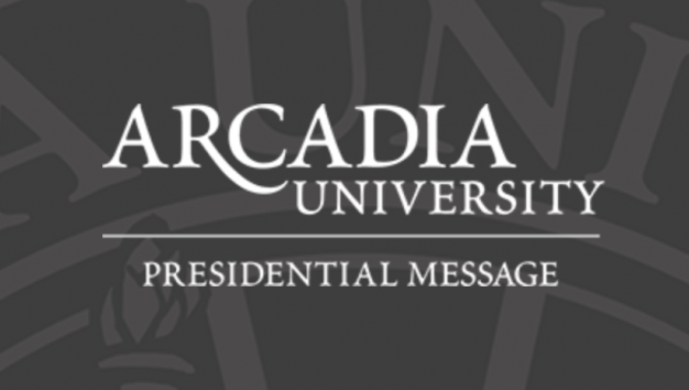 Presidential Message: Spring 2021