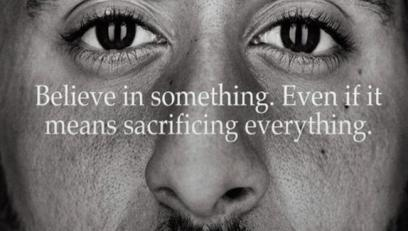 Believe in something image.