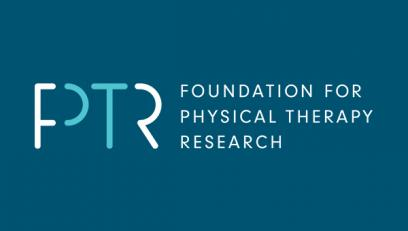 Foundation for PT Research logo
