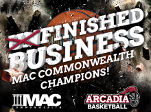Finished business MAC Commonwealth Champions!