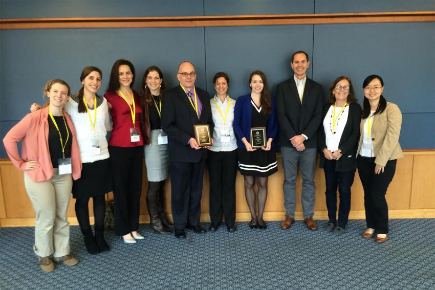Counseling Students, Faculty Present at Pennsylvania Counseling Association Conference