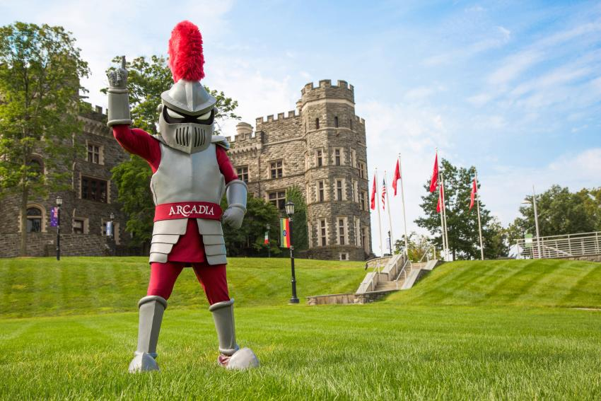 Arcadia welcomes its newest Knights