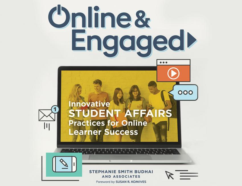 cover of online & engaged