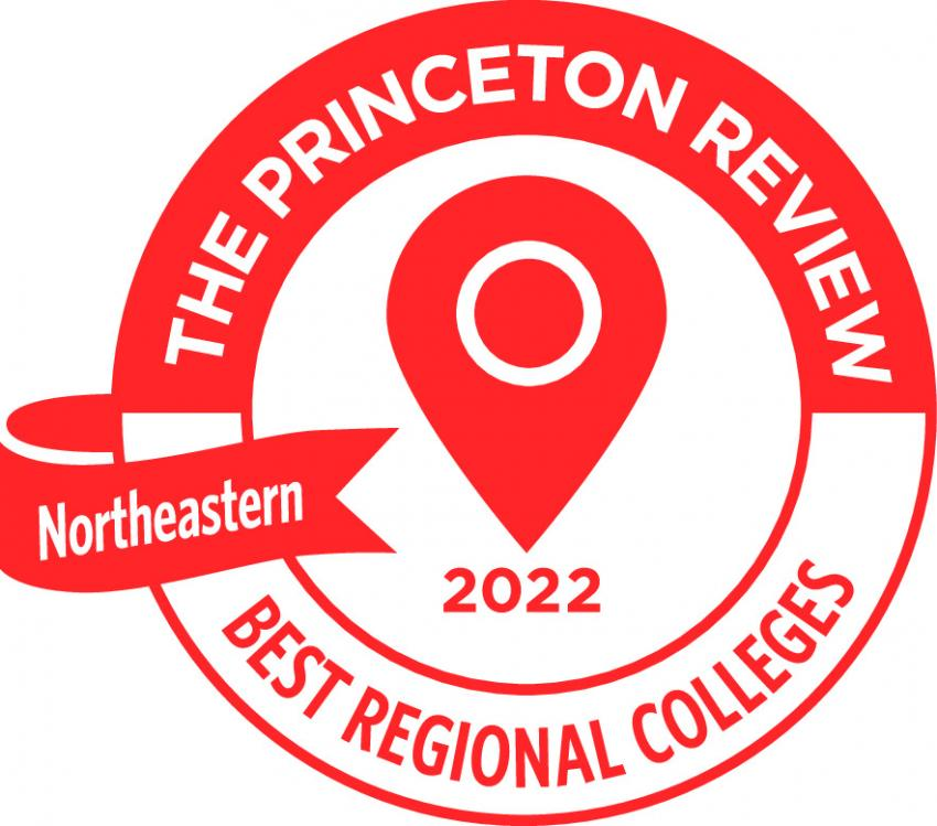 Princeton Review 2021 Best Regional Colleges