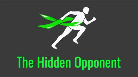 Logo for The Hidden Opponent