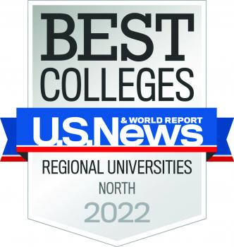 Arcadia again named to U.S. News & World Report's Best Colleges.